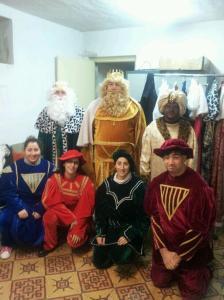 Reyes Magos 2012-13